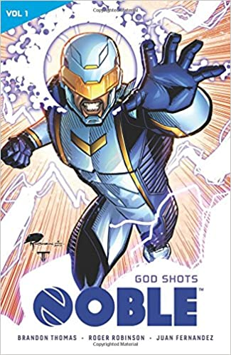 Book Noble Vol. 1: God Shots