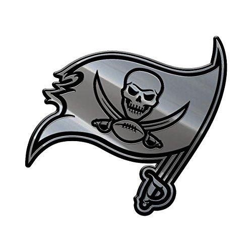 NFL Tampa Bay Buccaneers Premium Metal Auto - Outlets Tampa Premium