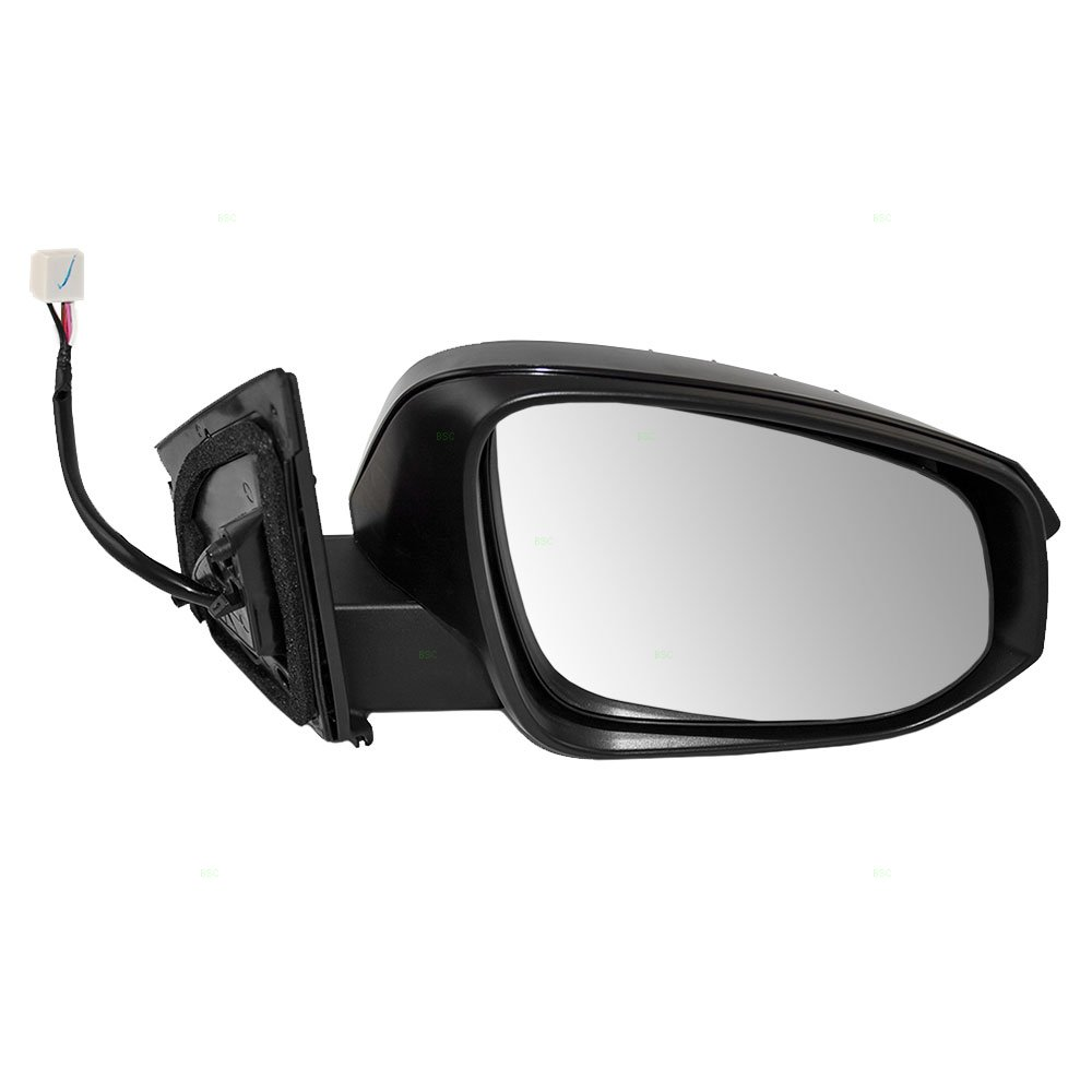 Passengers Power Side View Mirror Heated Signal