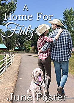 A Home for Fritz by [Foster, June]