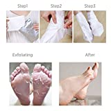 2 Pairs Exfoliating Foot Peel Mask - Peeling Away