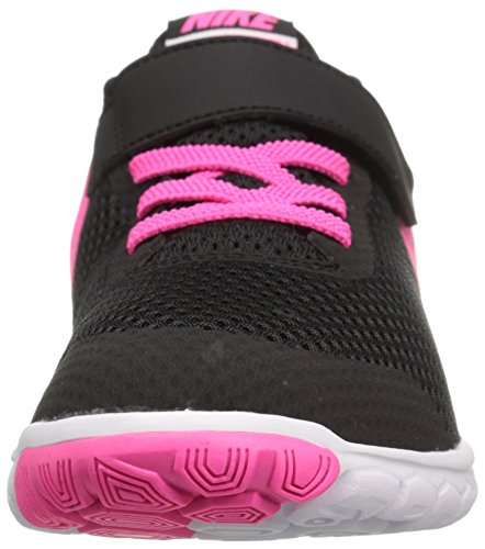 Nike Flex Experience 5 (Psv), Zapatillas de Running para Niñas Rosa (Pink Blast / Black-White)