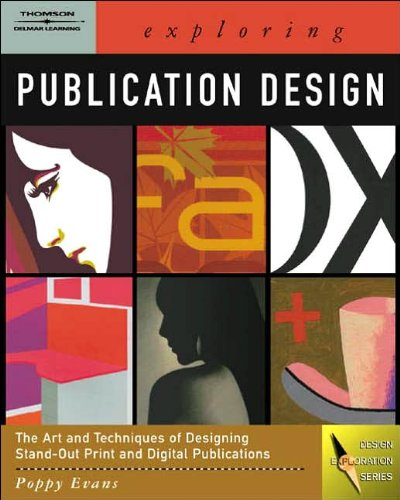 Exploring Publication Design (text only) 1st (First) edition by P. Evans