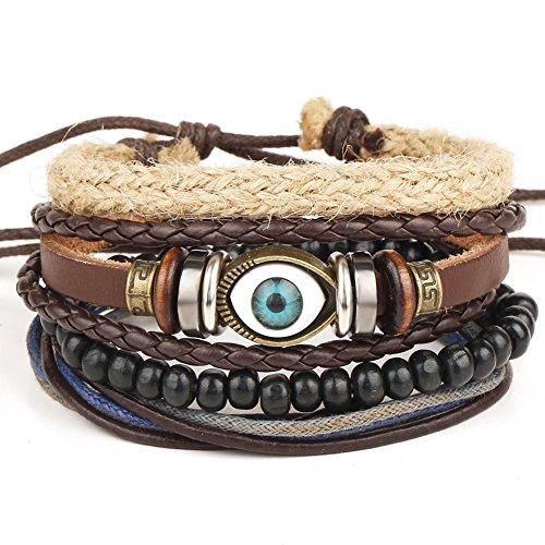 Fashion Leefi Multilayer Adjustable Bracelet