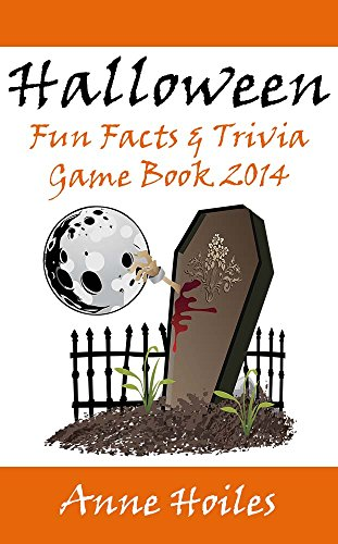 Halloween Fun Facts & Trivia Game Book