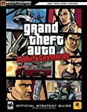 Grand Theft Auto Liberty City Stories - Official Strategy Guide for PlayStation Portable (Bradygames)