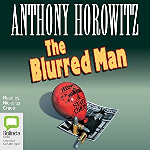 The Blurred Man Audiobook