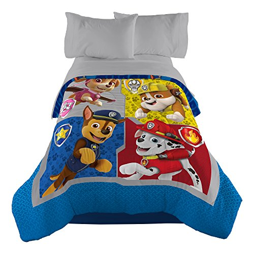 Reverse Gang (Nickelodeon Paw Patrol the Gang's All Here Twin/Full Comforter)