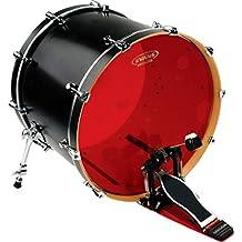 """Evans Hydraulic Red Bass Drum Head, 22"""""""