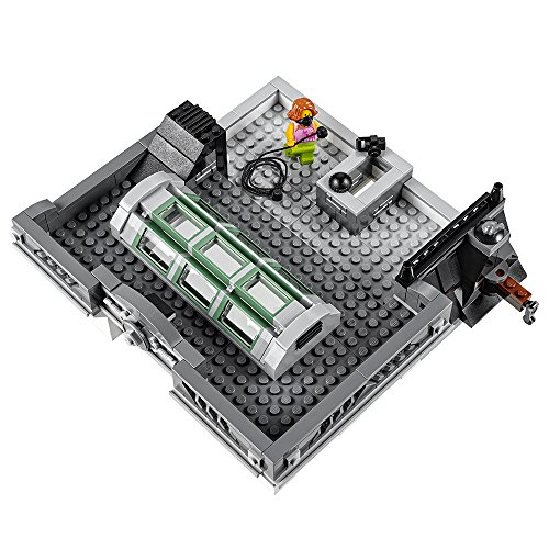 51sO36R0BSL - LEGO Creator Expert Brick Bank 10251 Construction Set