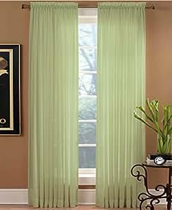 Miller Preston 132,08 cm X cm 160,02 (salvia) Color gastado albahaca barra Panel