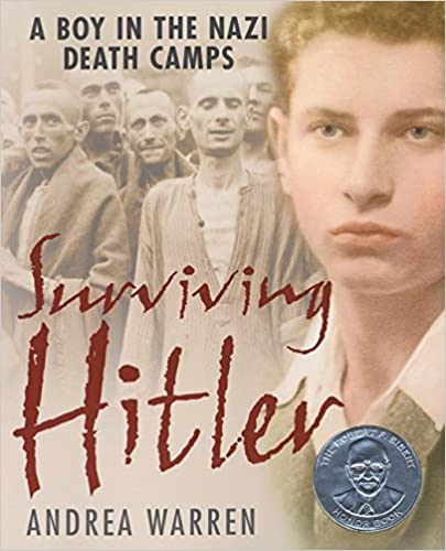 Descarga gratuita de libros de texto digitales. Surviving Hitler: A Boy in the Nazi Death Camps en español PDF CHM by Andrea Warren 0060007672