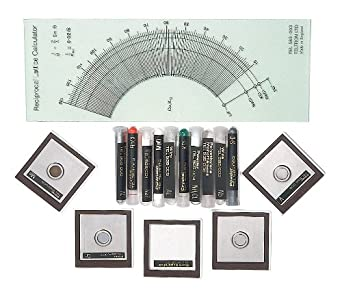 3B Scientific U19206 Crystallography Accessories, For The Basic Equipment Set