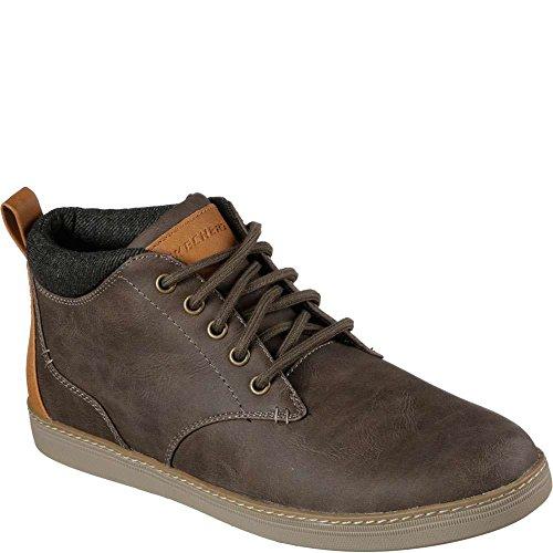 Skechers , Chaussures de skateboard pour homme marron marron