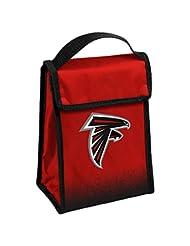 Atlanta Falcons Gradient Velcro Lunch Bag