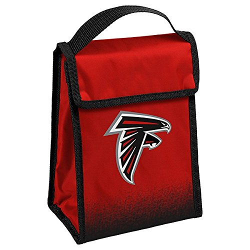 FOCO Atlanta Falcons Gradient Velcro Lunch Bag