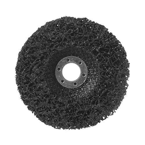- Shaoge Poly Strip Disc Wheel Paint Rust Removal Clean Remove For Angle Grinder 100x16mm