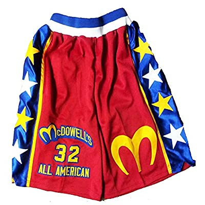 Mperial McDowell's All American Men's Basketball Shorts