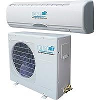 Sunlight Supply Ideal Air Mini-Split Air Conditioner and Heat Pump — 12,000 BTU, 15 Seer