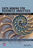 img - for Data Mining for Business Analytics: Concepts, Techniques, and Applications with JMP Pro book / textbook / text book