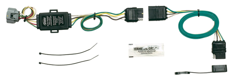 Hopkins 43365 Plug In Simple Vehicle Wiring Kit Automotive 2000 Toyota Tundra Trailer Harness