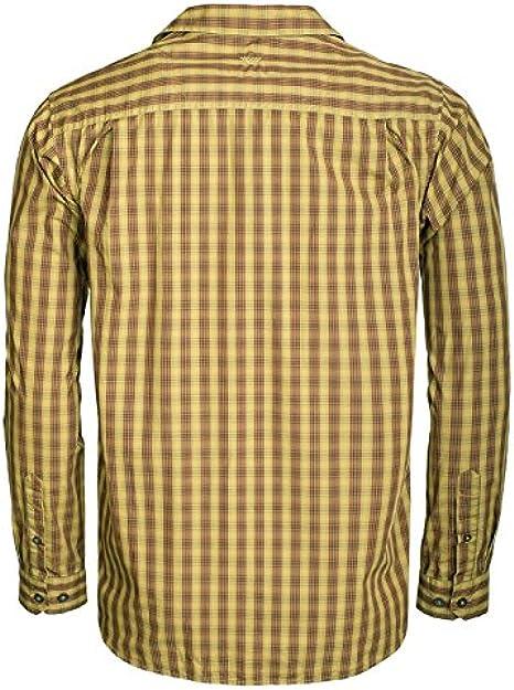 Front SwitchMan Hombre Camisa Hasan – Verano – Safari, Urban ...