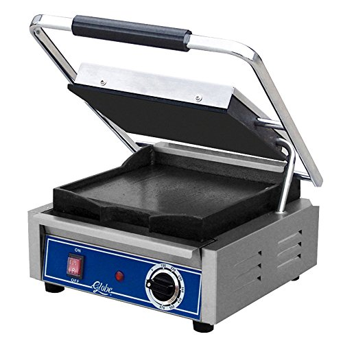 Table Top king GSG10 Bistro Series Sandwich Grill with Smooth Plates - 1800W