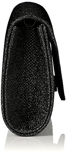 Nero Donna giorno Black Shimmer Wallis da Envelope Pochette gwqSY