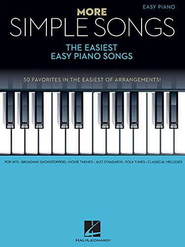More Simple Songs: The Easiest Easy Piano Songs - Sheet Music Piano Guitar