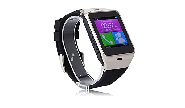 Amazon.com: Watch Smart GV18 Bluetooth Watch GV18 guardia intelligente Support NFC for Android IOS Phone GSM/SIM Card Reloj inteligente: Cell Phones & ...