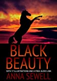 BLACK BEAUTY: With 17 Illustrations and a Free