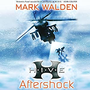 H.I.V.E.: Aftershock Audiobook