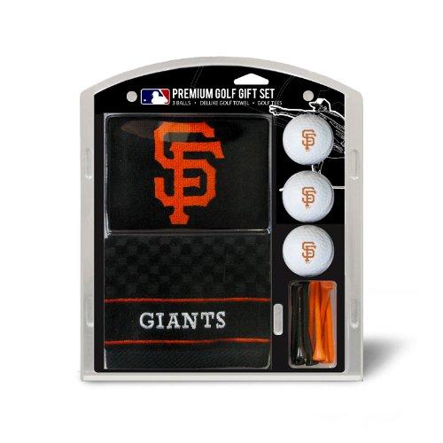 San Francisco Giants Golf Ball - Team Golf MLB San Francisco GiantsEmbroidered Towel Gift Set