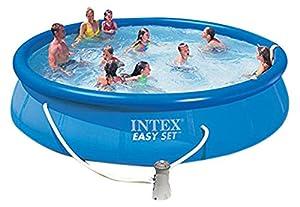 Mac two intex 28162 easy pool 457 x 91 cm for 7in1 set garten pool 457 x 91 cm