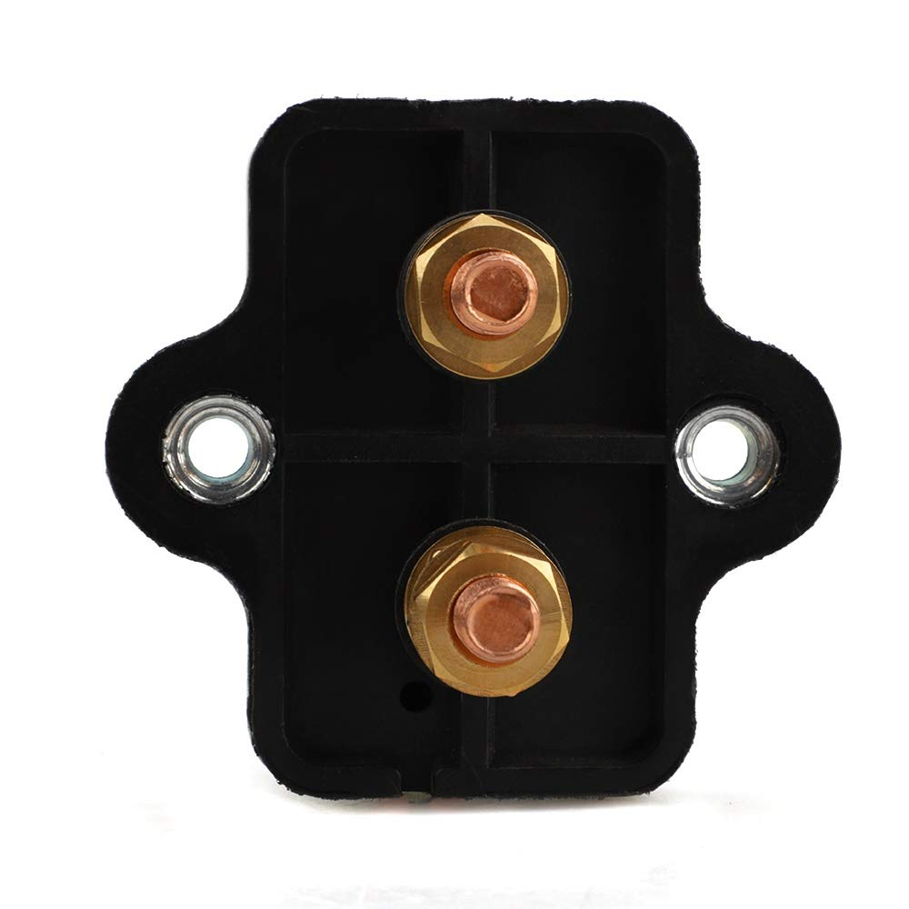 DONXIANFENG 250A Battery Isolator Isolation Switch Disconnect Power Cut Off Kill Switches Auto Yacht Car Fixed Key Switch For Boat Car Truck