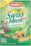 As far back as the middle ages, Swiss farmers and shepherds mixed oats, wheat, barley, apples, nuts, honey, and milk - creating the very first bowls of muesli.  Familia is the leading producer of muesli in Switzerland, and are innovators of n...
