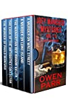 Joey Mancuso Mysteries Vol 1-5 (Joey Mancuso, Father O'Brian Crime Mystery Series)