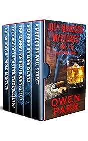 Joey Mancuso Mysteries Vol 1-5 (Joey Mancuso, Father O'Brian Crime Mystery Series)