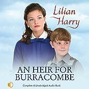 An Heir for Burracombe   Lilian Harry