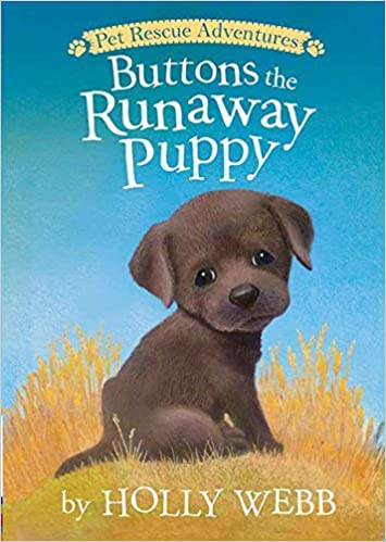 Buttons the Runaway Puppy (Pet Rescue Adventures) by Holly Webb (2015-03-01)