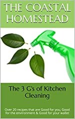 Good for you, Good for the environment, and Good for your wallet. Every recipe meets this 3'G principal- Not only will you learn how to make your own non-toxic, eco friendly household cleaning supplies, you will actually save money doing it. ...