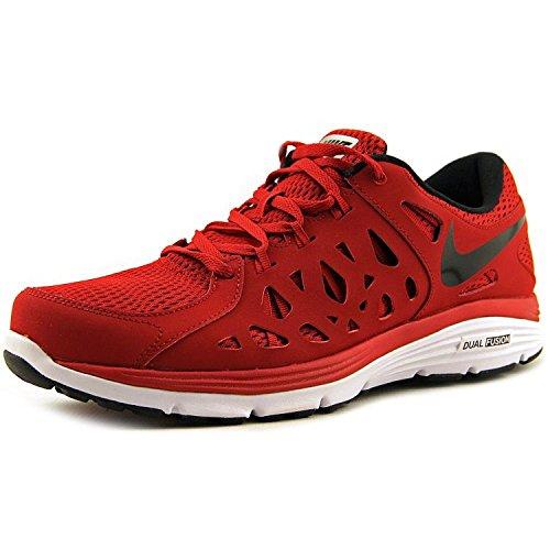 Nike de hombre Dual Fusion Run 2running shoe-gym rojo/black-13