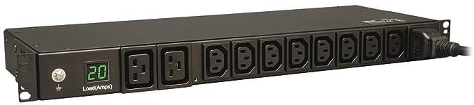 Review Tripp Lite Metered PDU,