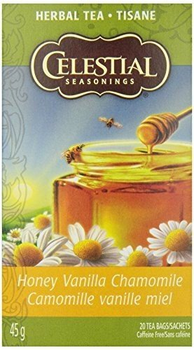 CELESTIAL SEASONINGS HERB TEA,HONEY VAN CHAMIL, 20 BAG by Celestial Seasonings