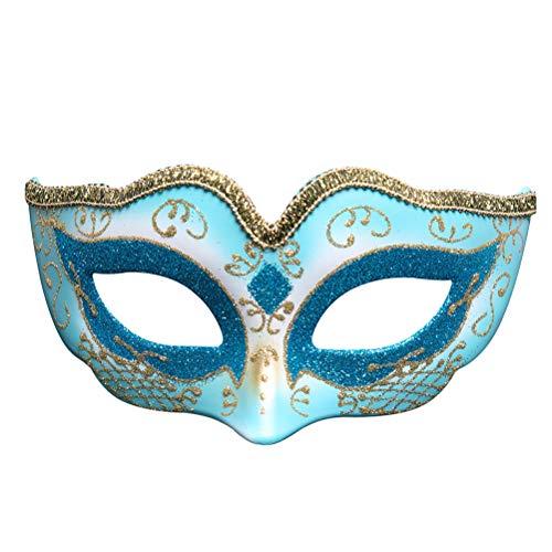Accessorio Occhi Gras Faccia Maschera Sfera Costume Maschere Fantasia Zhhyltt Pizzo Rosa Per Lucido Signore Abito Veneziano Masquerade Principessa Mezza Della Mardi Gli 7UqSwxH