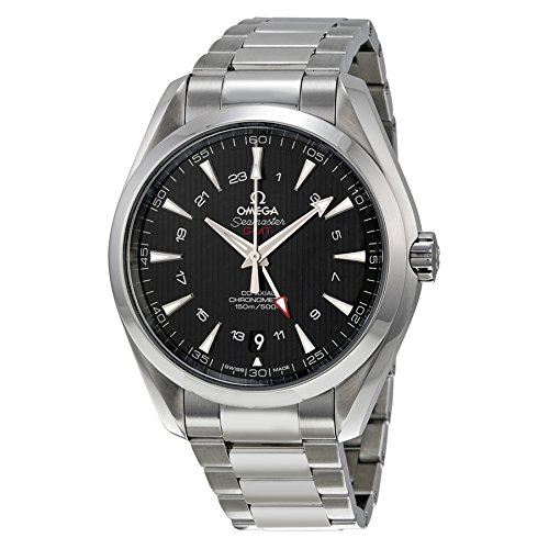 Omega Seamaster Gmt Co-axial 150mt