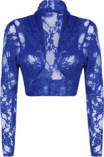 RIDDLEDWITHSTYLE - Body - para mujer azul real