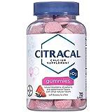 Citracal Calcium Supplement Gummies 70 ea (Pack of 7)
