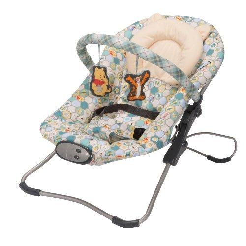 Winnie The Pooh Rocker (Disney Snug Fit Folding Infant Seat, Home Sweet Home)
