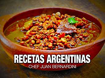 Amazon.com: Recetas Argentinas (Spanish Edition) eBook: Chef ...